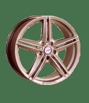 bronzewheel