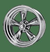 chromed out wheel