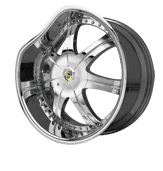 dented wheel