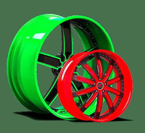 powder wheel dual